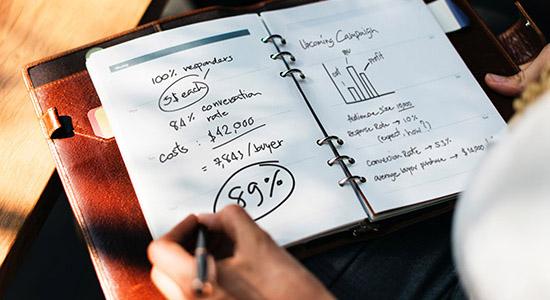 calcul ROI sampling e-commerce
