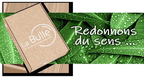 Sondage La Bulle Bio