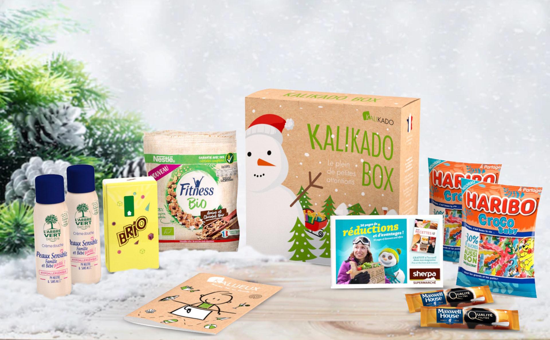 KaliKado Box Vacances