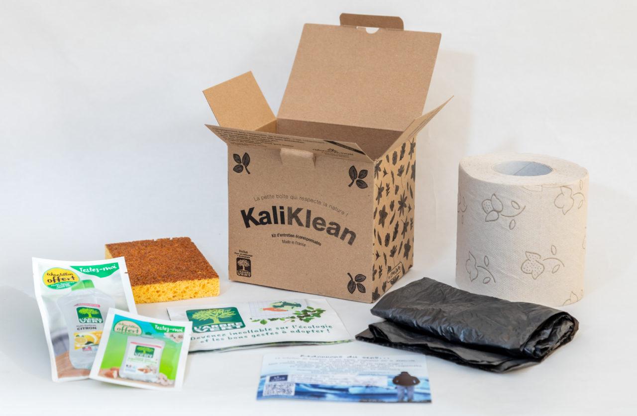 KaliKlean, le kite entretien éco-responsable